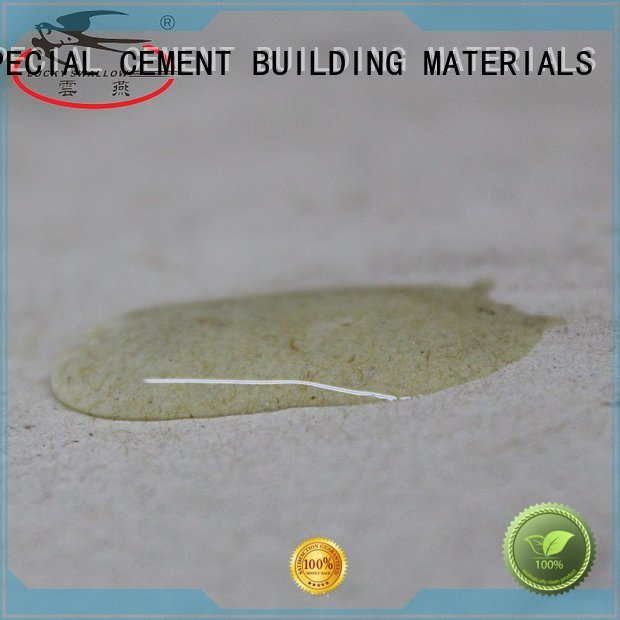Quality waterproof basement cement floor YUNYAN Brand agent waterproof basement flooring