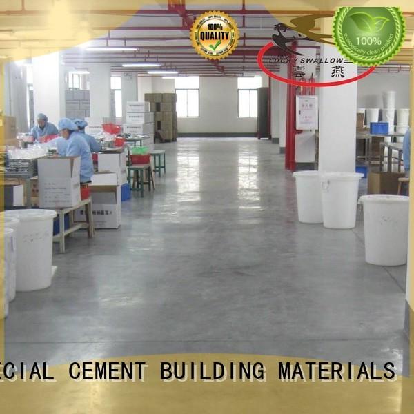 Custom floor concrete concrete floor sealer YUNYAN selfleveling