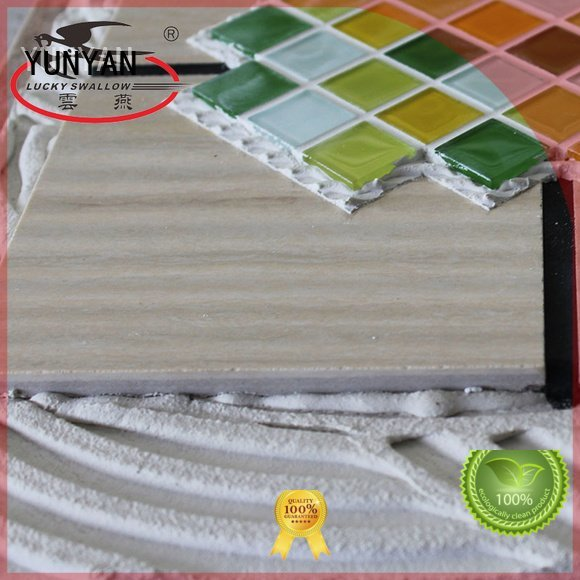 YUNYAN stone adhesive sanded mosaic unsanded adhesive