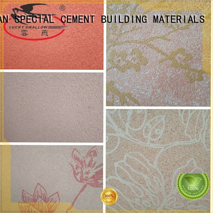 YUNYAN Brand stone paint acrylic textured acrylic painting on canvas
