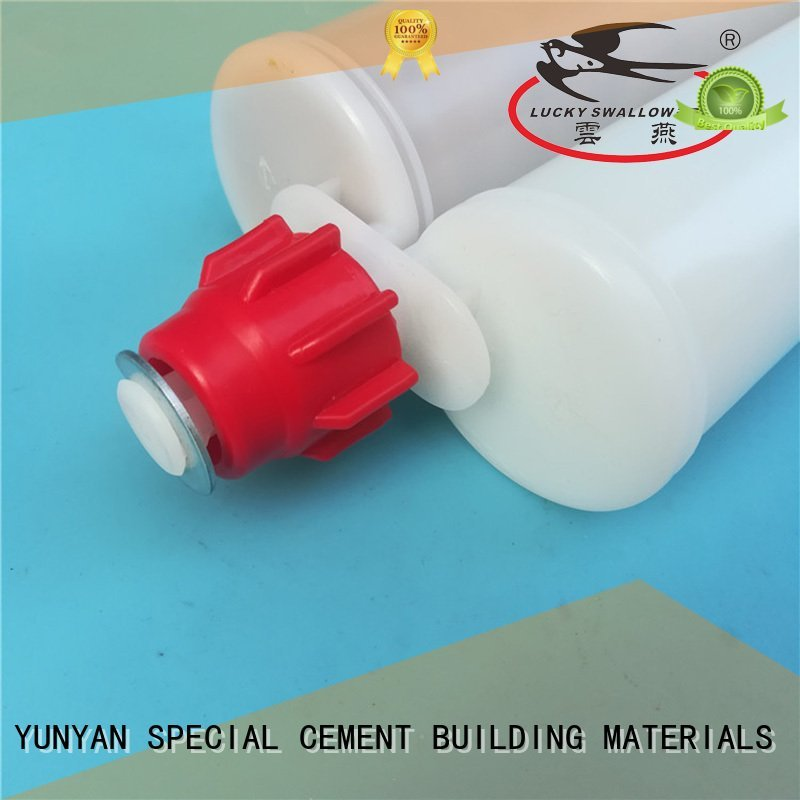 YUNYAN Brand grout colored epoxy non shrink grout tile