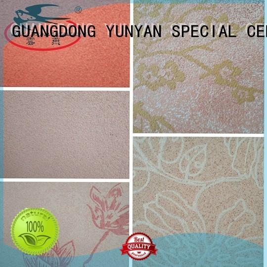 natural paint textured textured powder coat acrylic YUNYAN