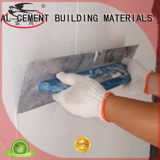 internal putty wall YUNYAN skim coat plaster