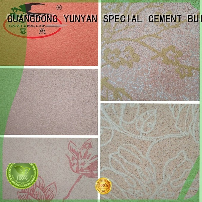 textured acrylic painting on canvas natural textured paint YUNYAN Brand company