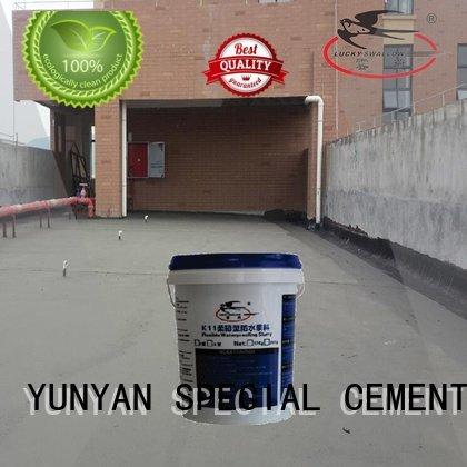 agent sandstone cement waterplug YUNYAN waterproof basement flooring