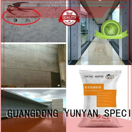 YUNYAN Brand natural concrete interior stucco paint cement paint