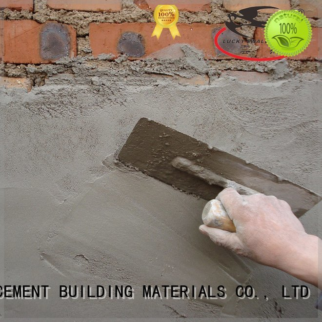 YUNYAN Brand floor cement cement rendered wall screed render