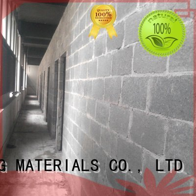 Hot cement rendered wall screed cement plaster YUNYAN Brand