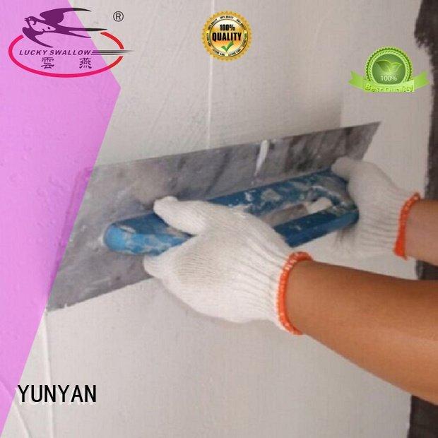 polishing coat external renovated YUNYAN skim coat plaster