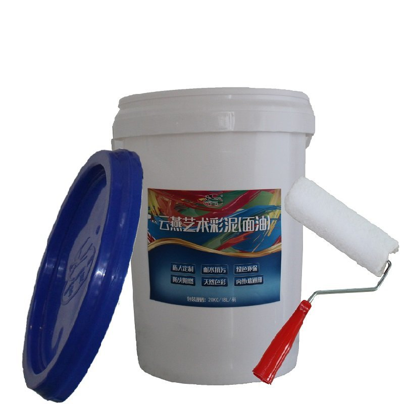 Natural Stucco Stone Protection Paint