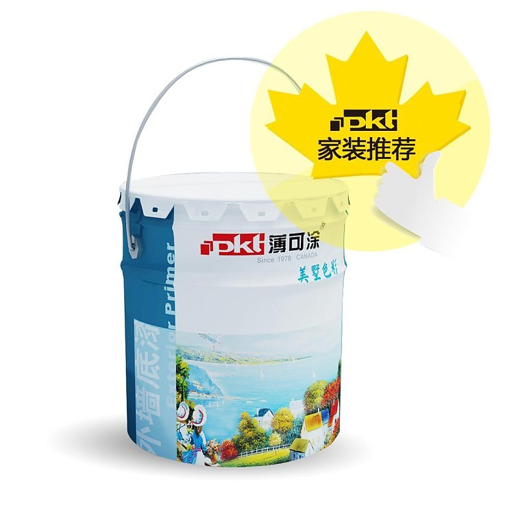 Natural Stone/Texture Stucco Transparent Protection Top Coat Paint