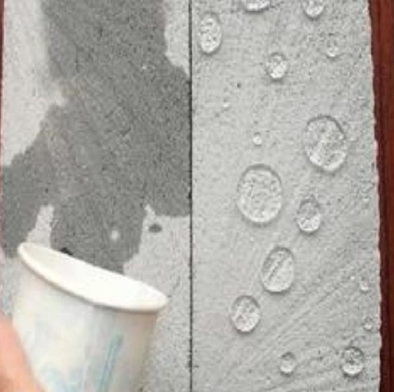 Transparent Super Waterproof Building Anti-Permeability Agent For tiles and walls