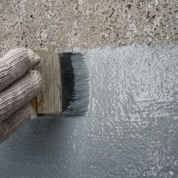 WPS Capillary Crystalline Waterproof Slurry Mortar Especially For Basement