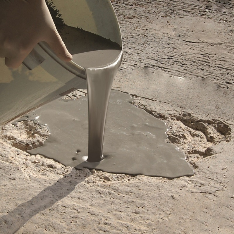 Self-leveling Cement Screed Morar For Heavy Load Industrial