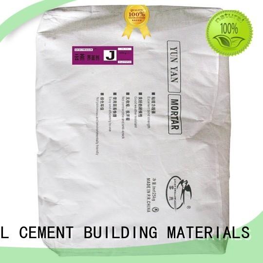 plastering mortar mortar grout bonding YUNYAN Brand