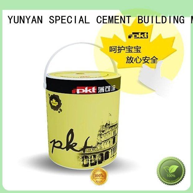 basement and masonry waterproofing paint weathering basement waterproofing paint YUNYAN Brand