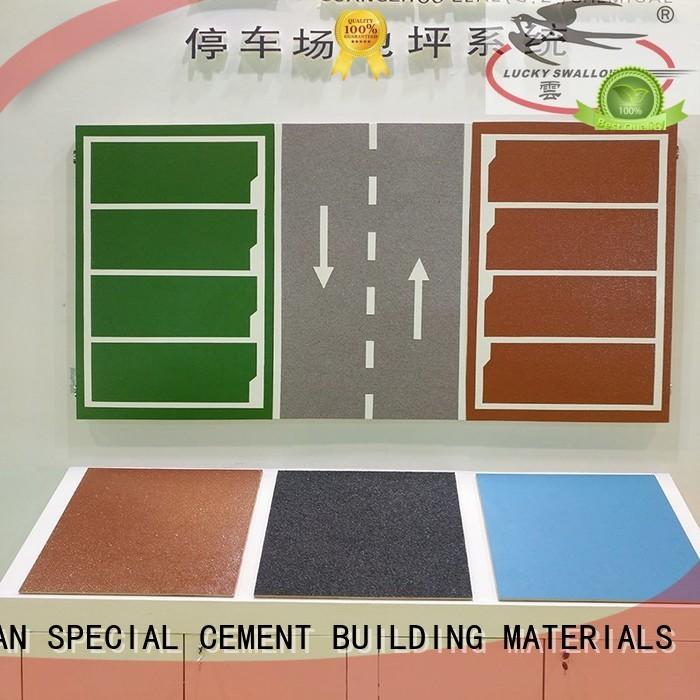 floor hardener concrete YUNYAN Brand sealing concrete garage floors factory