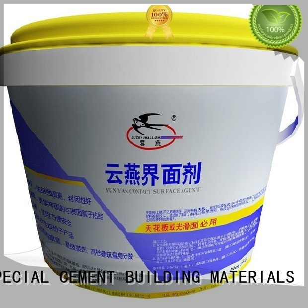 YUNYAN Brand floor render screed thinset sand and cement screed
