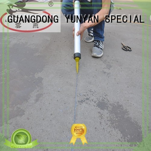 epoxy tile grout YUNYAN Brand non shrink grout price manufacture