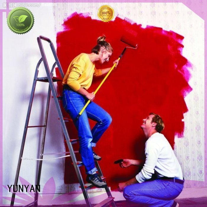 paint finish closed basement waterproofing paint washable YUNYAN
