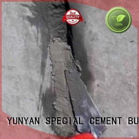 cement rendered wall mortar YUNYAN Brand