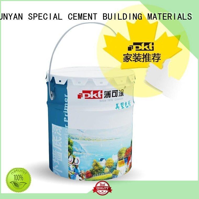 YUNYAN Brand natural acrylic paint textured powder coat manufacture