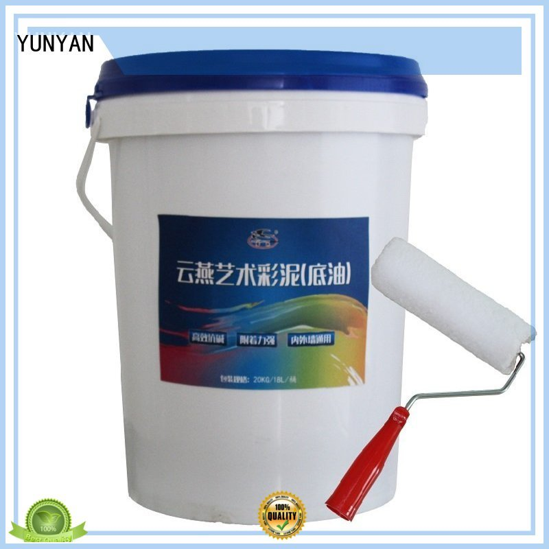 stucco concrete interior stucco paint cement YUNYAN company