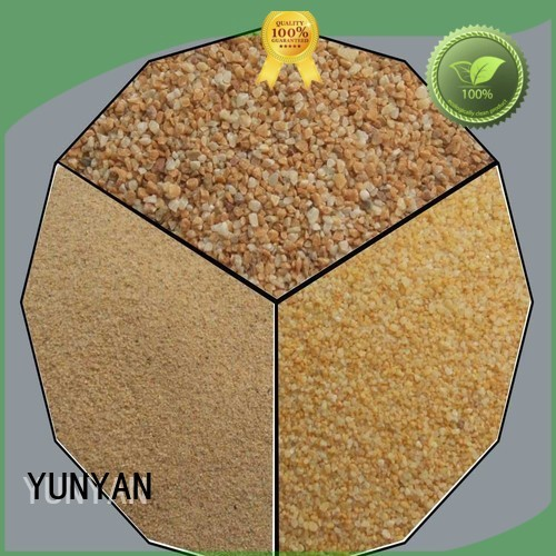 Quality YUNYAN Brand natural textured powder coat