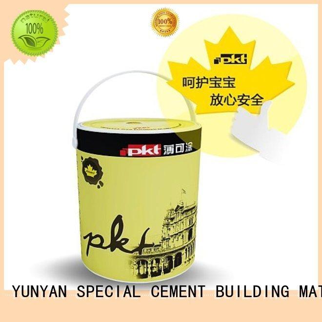 basement and masonry waterproofing paint finish washable YUNYAN Brand