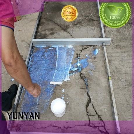 Hot floor cement rendered wall plaster YUNYAN Brand