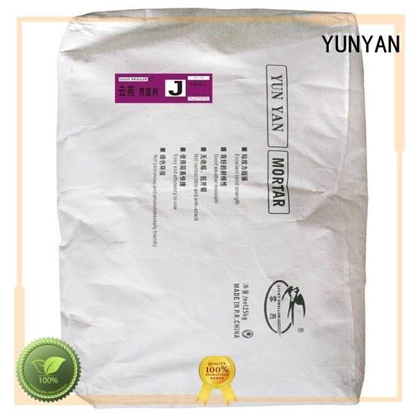 epsxps mortar anticrack bonding non shrink grout suppliers YUNYAN Brand