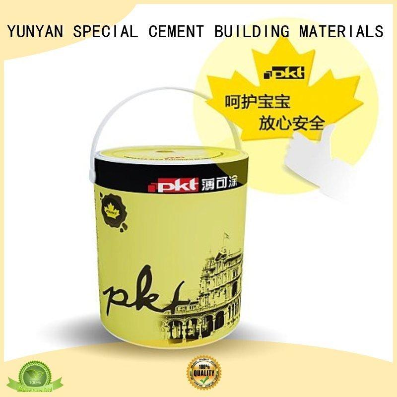 OEM basement and masonry waterproofing paint exterior wall finish basement waterproofing paint