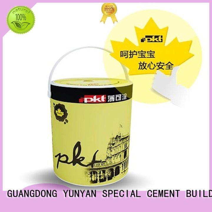 basement and masonry waterproofing paint resistant paint OEM basement waterproofing paint YUNYAN