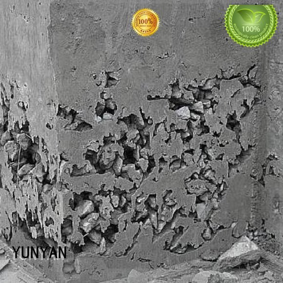 Quality YUNYAN Brand cement rendered wall plaster