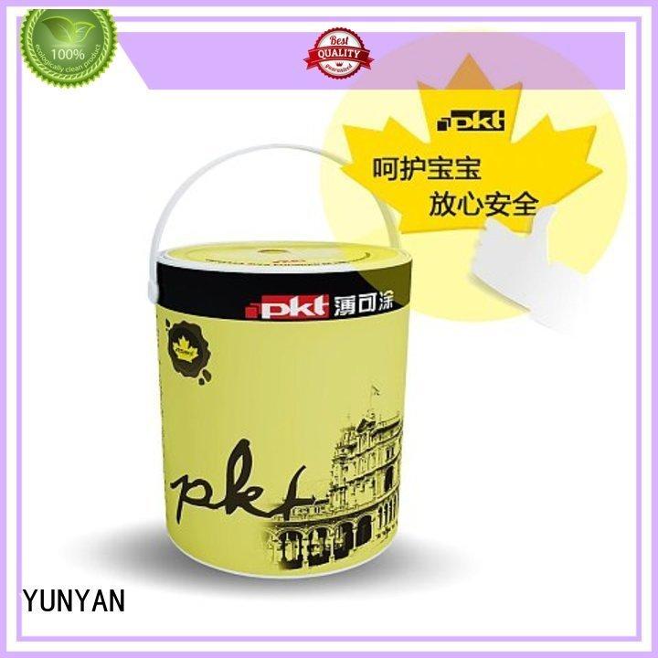 basement and masonry waterproofing paint resistant YUNYAN Brand