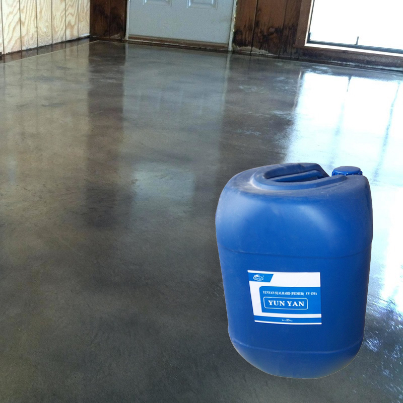 Lithium Based Concrete Floor Sealer