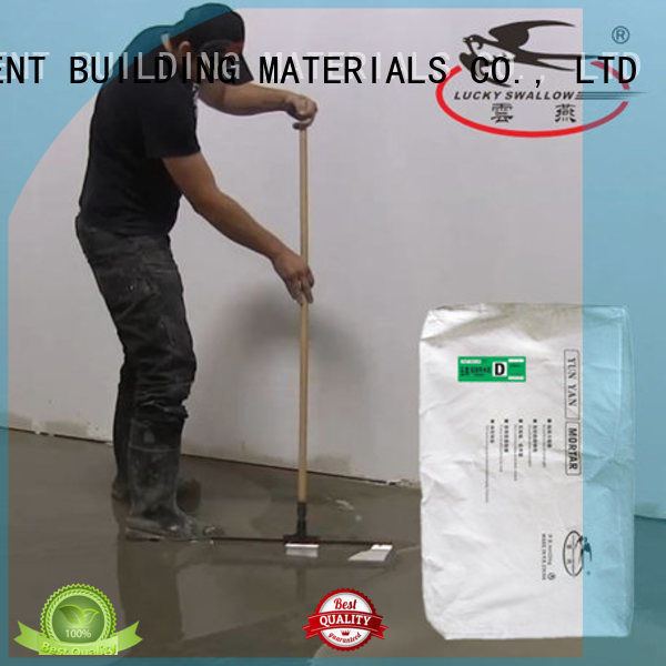 sealing concrete garage floors concrete screed hardener YUNYAN Brand concrete floor sealer