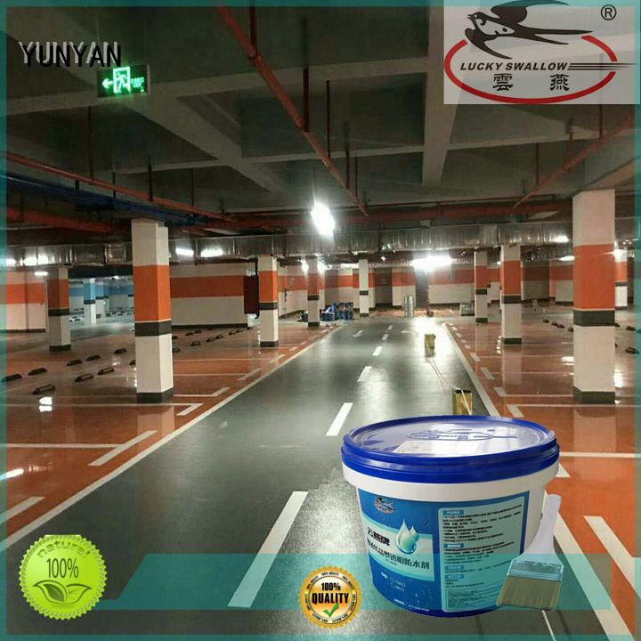 sealing concrete garage floors hardener floor concrete floor sealer screed YUNYAN Brand
