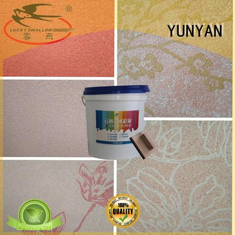 natural paint textured powder coat YUNYAN Brand