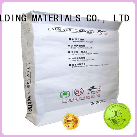 cement rendered wall screed sand and cement screed YUNYAN Brand