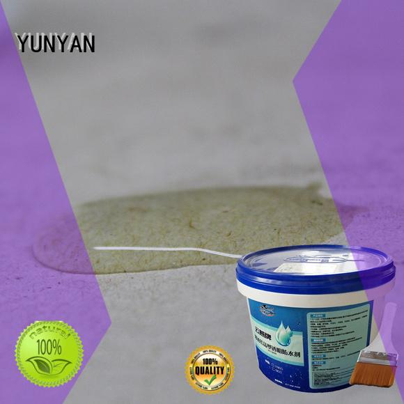 wps agent waterproof basement cement floor waterproofing sandstone YUNYAN Brand