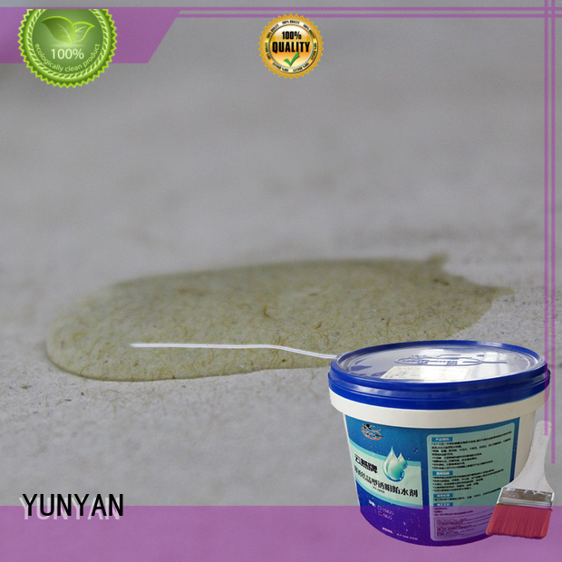 agent rigid waterproofing paint building YUNYAN